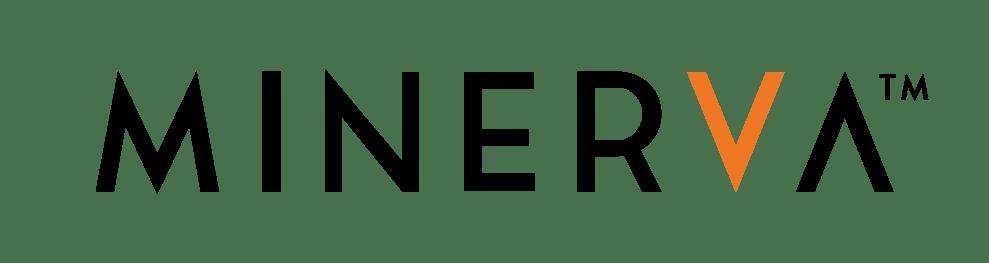 Black Minerva Logo